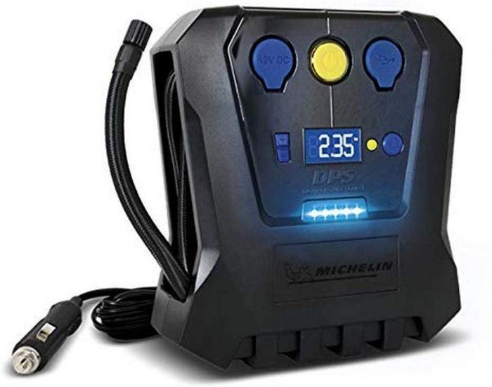 Compresseur portable pneumatique digital